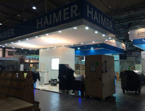 Haimer Aufbau Intec 2015