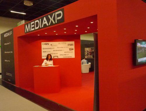 MEDIAXP Gamescom